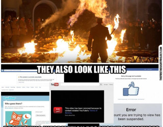 Important Videos - books burnings and censoring